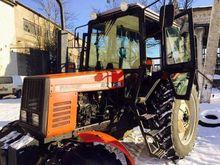2001 MTZ 82 TC wheel tractor
