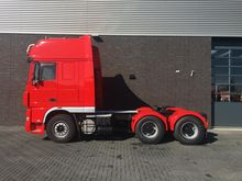 2006 DAF XF 530 TRACTOR tractor