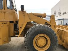 2015 CATERPILLAR 966D wheel loa