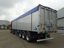 Used 2009 STAS tippe