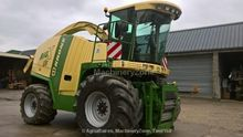2004 KRONE BIG X V8 forage harv