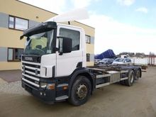 2004 SCANIA P94 6X2*4 chassis t