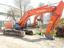 2010 HITACHI ZX210, excavator t