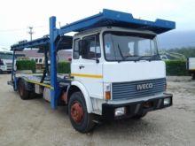 1982 IVECO car transporter