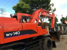 2013 DOOSAN WV140 wheel excavat