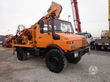1991 MERCEDES-BENZ drilling rig