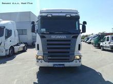 2010 SCANIA 420 tractor unit