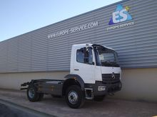 MERCEDES-BENZ 1527 AKN chassis