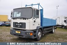 2000 MAN 18.284 flatbed truck