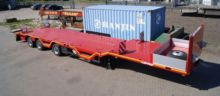 CAMRO CNR34.30 low bed semi-tra