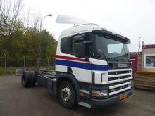 2000 SCANIA 5070 manual chassis