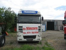 2002 DAF 95 XF tractor unit for