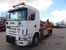 1998 SCANIA R144 GB6x2NB Multil