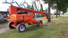 2005 JLG M 600 JP articulated b