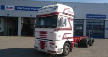 2008 DAF FAS XF105.510 chassis