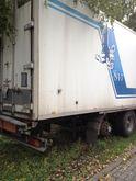 1990 DAPA refrigerated trailer