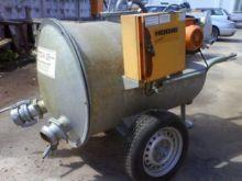 2006 HUDDIG HC468/22 motor pump
