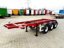 2012 FLIEGL SDS container chass
