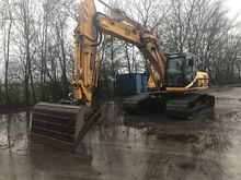 2006 JCB JS 220 LC tracked exca