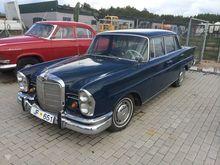 1964 MERCEDES-BENZ S280, 2.8 l.