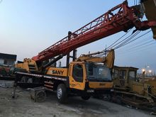 Used 2010 SANY STC25