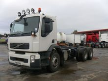 2007 VOLVO FE 320 chassis truck