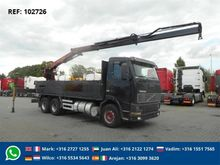 1994 VOLVO FH12.340 6X4 flatbed