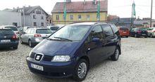 2001 SEAT Alhambra passenger va