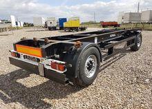 2010 KÖGEL chassis trailer