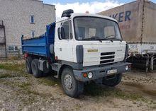 1990 TATRA TATRA 815 S3 6x6 dum