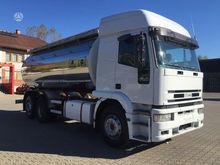 2000 IVECO milk tanker