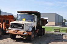 1989 MAGIRUS 310D26 dump truck