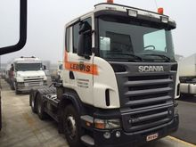 2005 SCANIA tractor unit