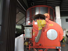 2008 Pedrotti mobile grain drye