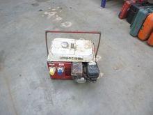 HAVERHILL PETROL generator by a