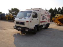 1989 MAN 6100F ice cream truck