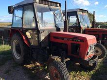 1987 ZETOR Z 7711 wheel tractor