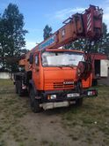 2010 Klintsy on chassis KAMAZ m