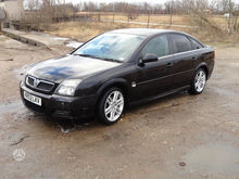 2003 OPEL Vectra for parts. Dar