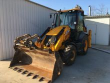 2010 JCB 3CX backhoe loader