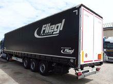 2013 FLIEGL SDS 350 curtain sid