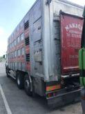 2001 SCANIA 124 L 400 livestock
