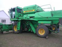 2005 Don-1500B combine-harveste