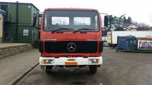 MERCEDES-BENZ 1213 chassis truc