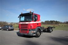 2007 SCANIA R420 LB 6x2*4 chass