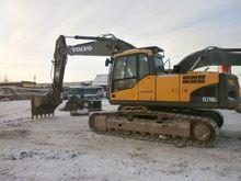 2009 VOLVO EC 210CL, excavator