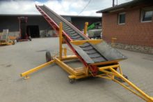 CLIMAX CHV 1000 conveyor