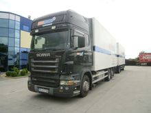 2006 SCANIA R420 refrigerated t