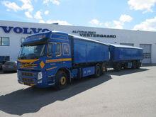 2011 VOLVO FM500 tank truck + t