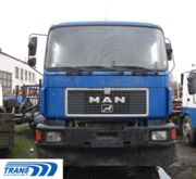 MAN 35.322 8x4 full steel chass